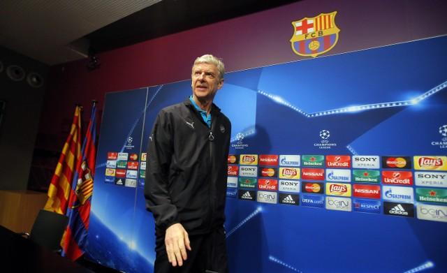 Mecz Arsenal - Barcelona transmisja online w Canal Plus.