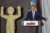 41. rocznica podpisania Porozumień Sierpniowych w Gdańsku. Premier w sali BHP: Solidarność wybuchła ogniem, którego 100 lat nie wyziębi