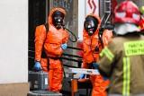 Kraków. Dziesiątki osób ewakuowanych z biurowca przy Rondzie Mogilskim. W jednej z kancelarii ktoś rozlał substancję chemiczną [26.02.2020]