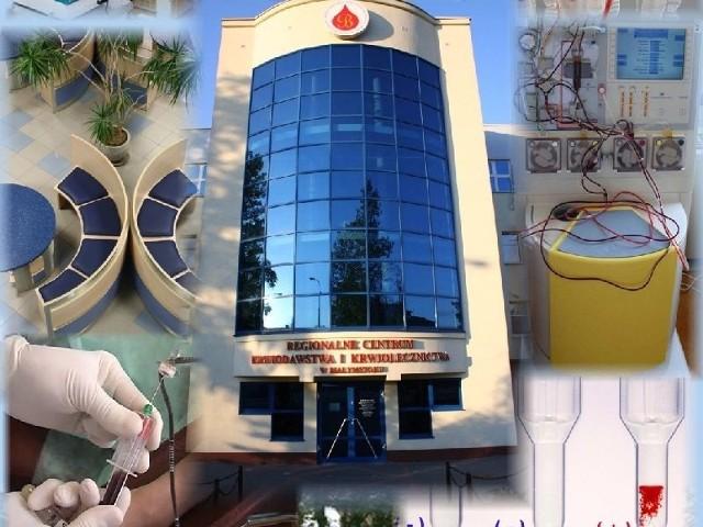 Regionalne Centrum Krwiodawstwa i Krwiolecznictwa będzie jednym z dziesięciu takich miejsc w Polsce