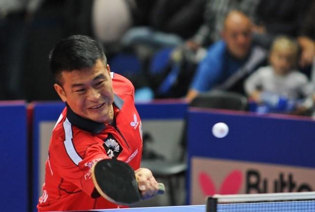 Chen Weixing jako jedyny pokonał reprezentanta gospodarzy w Ostródzie.