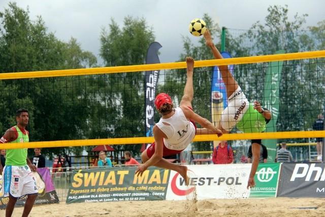 Philipiak Footvolley Polish Open.