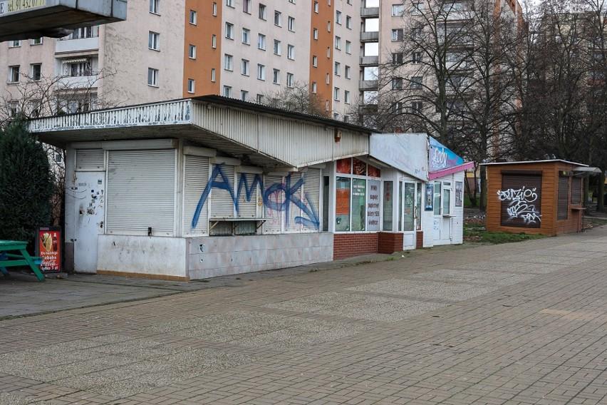 Ulica Wyszyńskiego w Szczecinie