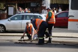 Wyskakujące szyny znów paraliżują Kraków. Podróżni ponownie przeżywają koszmar