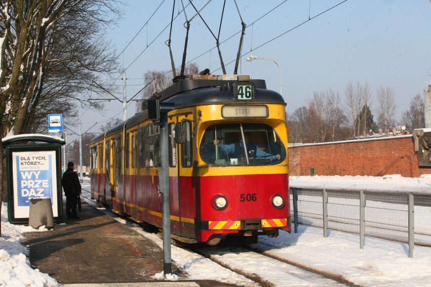 Tramwaj linii 46