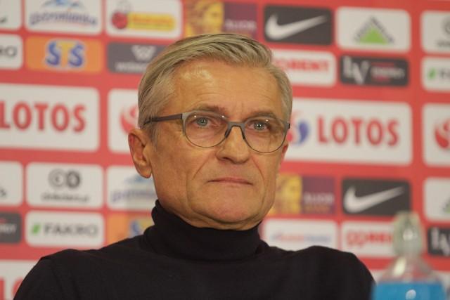 Trener Adam Nawałka