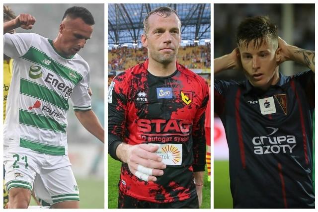 30 czerwca 2020 roku jest datą, która oznacza koniec kontraktu wielu piłkarzy występujących w klubach ekstraklasy. Prześledziliśmy giełdę transferową i wybraliśmy TOP 10 byłych piłkarzy, którzy w przeszłości grali w polskiej ekstraklasie, a obecnie pozostają bez klubów. Sprawdźcie to!