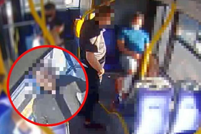 Do zdarzenia doszło 24 czerwca 2021 roku o godzinie 19.19 w autobusie miejskim linii nr 57 w okolicy Ronda Kujawskiego w Bydgoszczy. Bandyta zaatakował obcokrajowca i kierowce autobusu.
