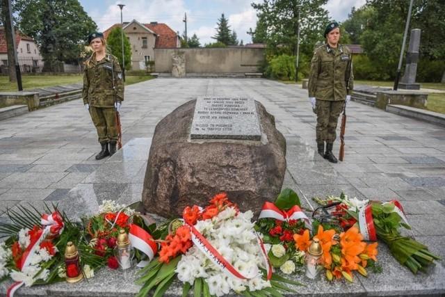 Żabikowo: Uczczono ofiary egzekucji w obozie niemieckim