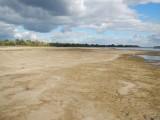 Gwałtowne opady burzowe nie poprawiają sytuacji na rzekach. Woda nam wyparowała!
