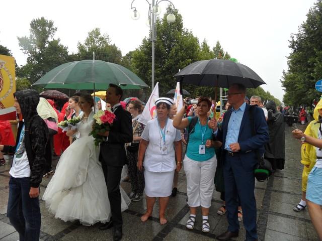 Pielgrzymka Zagłębiowska 2015 dotarła na Jasną Górę