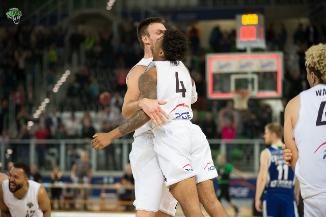Myles Mack i Stefan Balmazović wydatnie przyczynili się do powrotu Turowa Zgorzelec w meczu z Anwilem