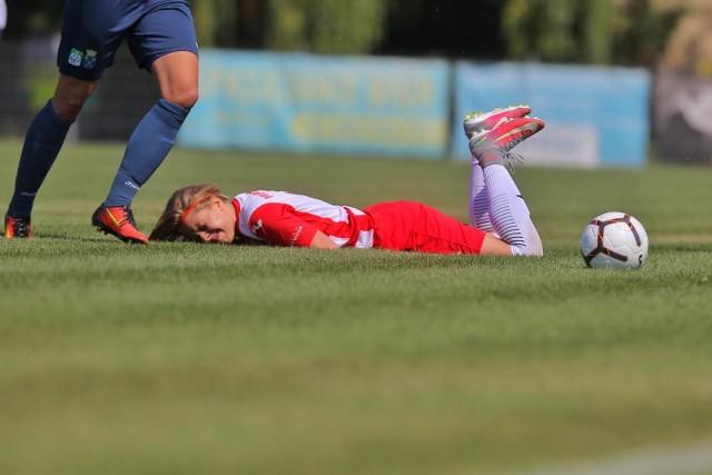 Piłkarki Polonii Poznań do tej pory nie wywalczyły nawet jednego punktu.