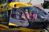 Wypadek w Królewie 6.07.2020. Kierowca w bardzo ciężkim stanie zabrany śmigłowcem LPR do szpitala w Gdańsku [zdjęcia, wideo]