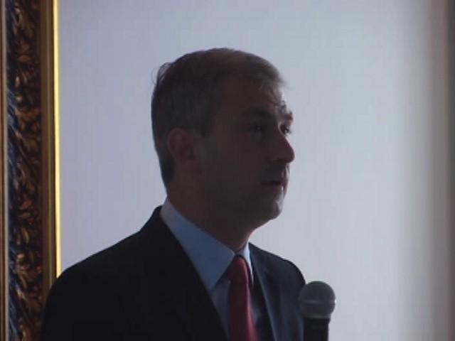Grzegorz Napieralski na spotkaniu z mieszkańcami Gorzowa
