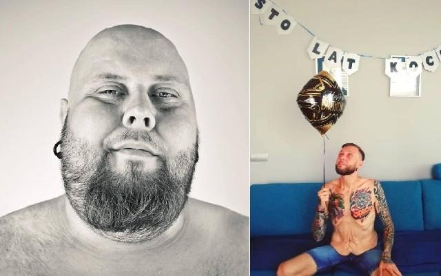 """Big Boy z Kielc to jedna z gwiazd programu """"Goggle Box. Przed telewizorem"""". W pierwszych odcinkach wyglądał zupełnie inaczej. Schudł 160 kilogramów i zmienił się nie do poznania."""