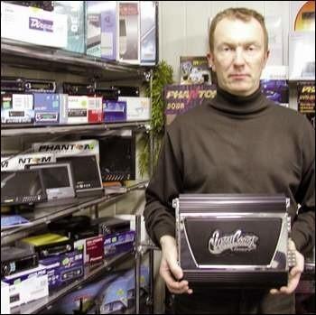 Wybierając sprzęt audio do samochodu, ufajmy tylko znanym markom - radzi Andrzej Rogalski