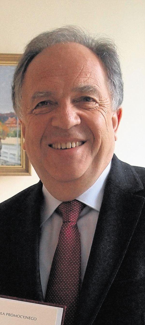 Janusz Majcher, były burmistrz Zakopanego