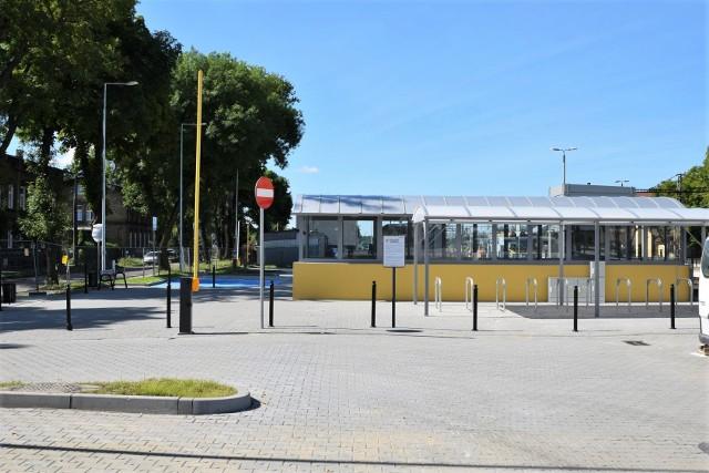 Nowo wybudowany tunel i nowy parking już niedługo służyć będą podróżnym korzystającym z dworca PKP w Inowrocławiu