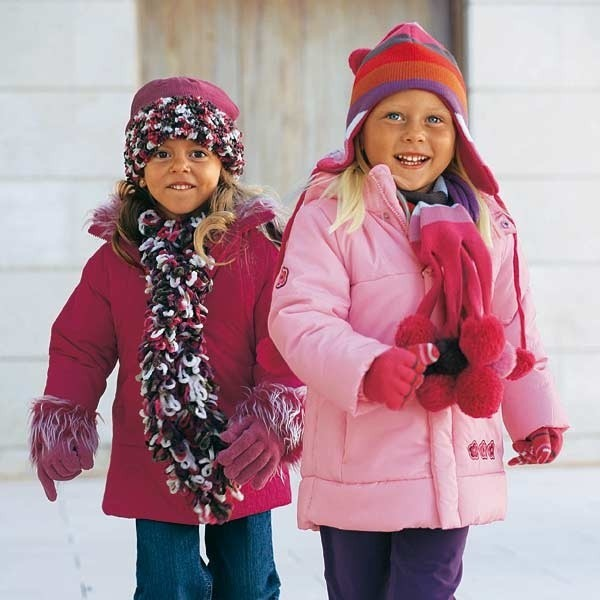 Urokami zimy do woli mogą się cieszyć dzieci, które są dobrze zahartowane.