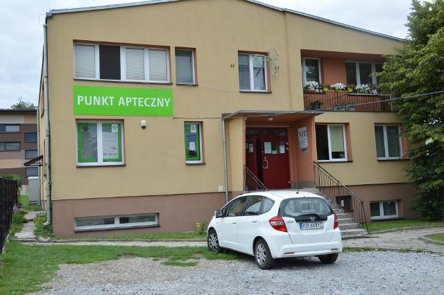 Pacjenci nie są zadowoleni z pracy ośrodka zdrowia w Niegardowie