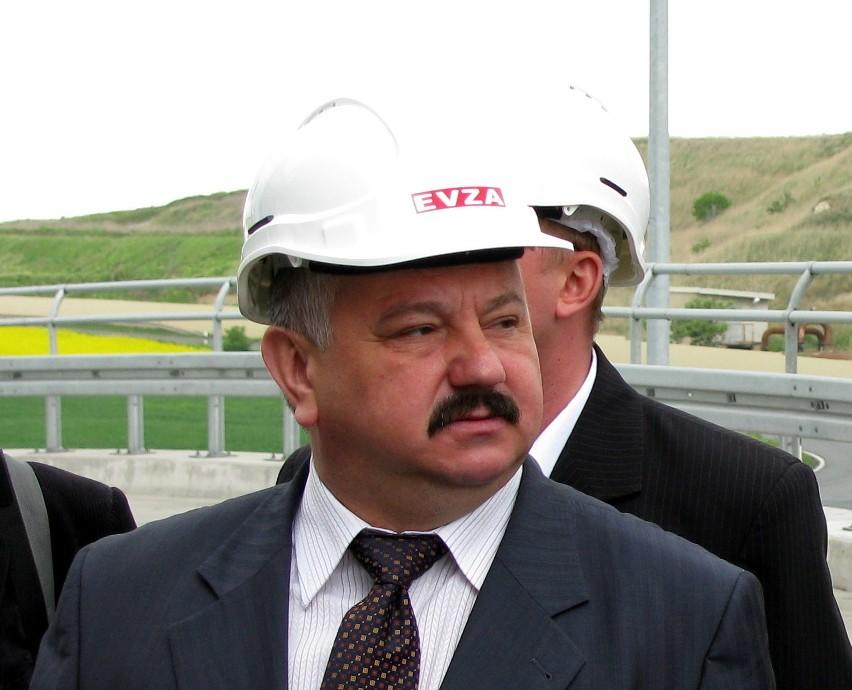 Prezes ZEO Edward Siurnicki