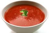 Zupa pomidorowa ze świeżych pomidorów z lanym ciastem [PRZEPIS]