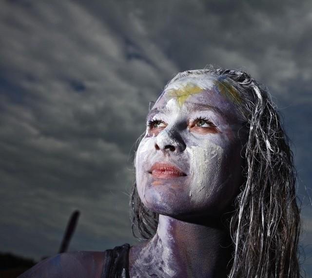 Woodstock 2014: Setki pomalowanych ciał