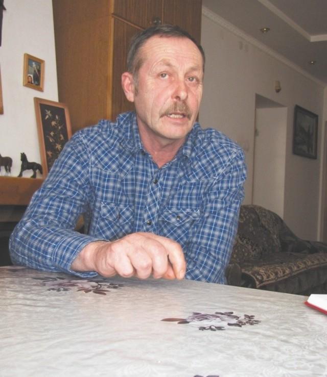 – Wróciłem do kraju sądząc, że będę miał spokojną starość – mówi Włodzimierz Choronżewski. – Widzę, że się myliłem.