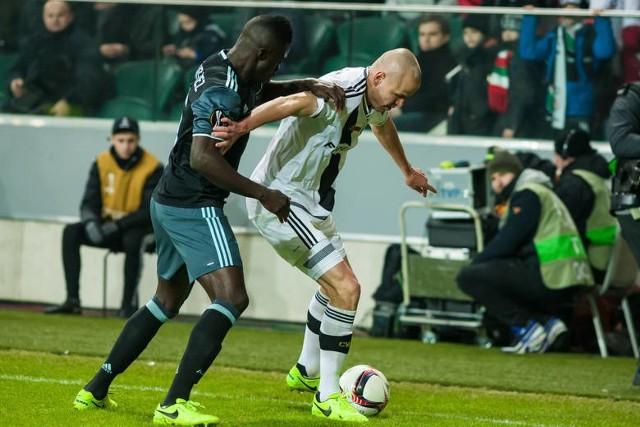 Ajax - Legia ONLINE. Transmisja meczu LE 23.02.2017. STREAM TVP ZA DARMO (wideo)