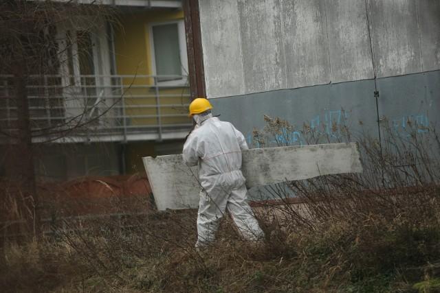 Miasto ogłasza nabór wniosków o dofinansowanie usuwania azbestu i wyrobów zawierających azbest z terenu Zielonej Góry w 2021 roku.