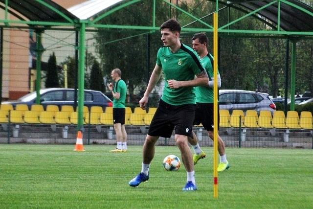GKS Bełchatów już trenuje