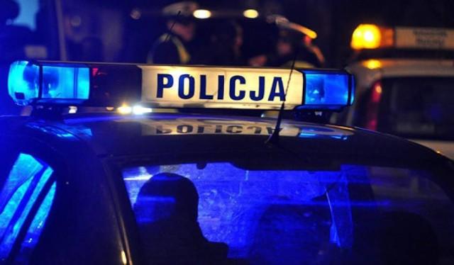 20 -letni kierowca BMW z powiatu aleksandrowskiego uciekał przed policją