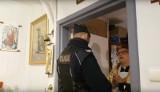 Policja weszła na mszę w Poznaniu i wyniosła księdza. Zobacz nagranie z interwencji w czasie mszy, którą odprawiono 19 października