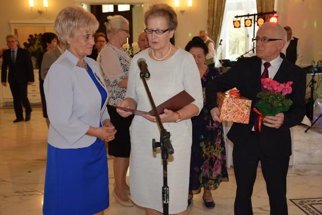 Uroczystość z okazji 40-lecia zorganizowano w pałacu w Młodocinie