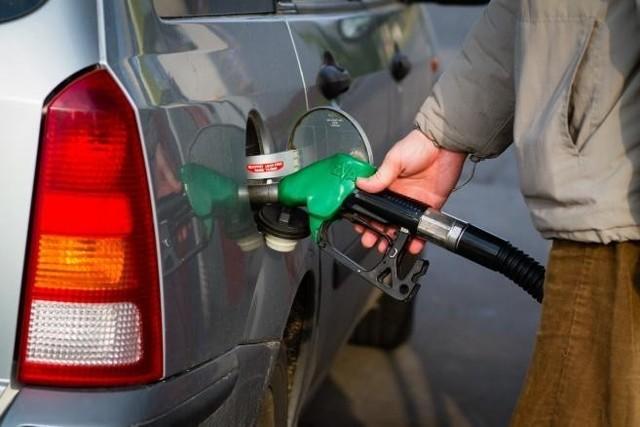 Ceny paliwa w ostatnim czasie znacznie spadły.