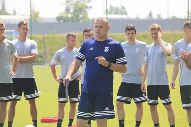 ŁKS Łódź inauguruje I ligę meczem z Chrobrym Głogów