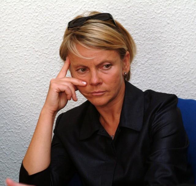 Małgorzata Jacyna-Witt obiecuje, że nie odpuści. O informację będzie walczyć do końca kadencji, czyli jeszcze przez dwa lata.