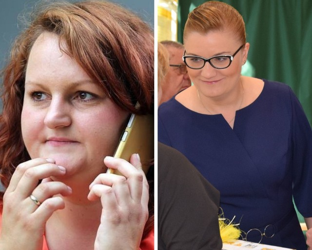 Przewodnicząca RM w Więcborku (z prawej) krytycznie odniosła się do działalności więcborskiego domu kultury. Dyr. Joanna Soja-Tońska nie zgadza się z zarzutami
