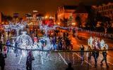 Gdańsk jak z bajki! Przepiękne iluminacje na ulicach. Miasto już gotowe na święta Bożego Narodzenia! ZDJĘCIA
