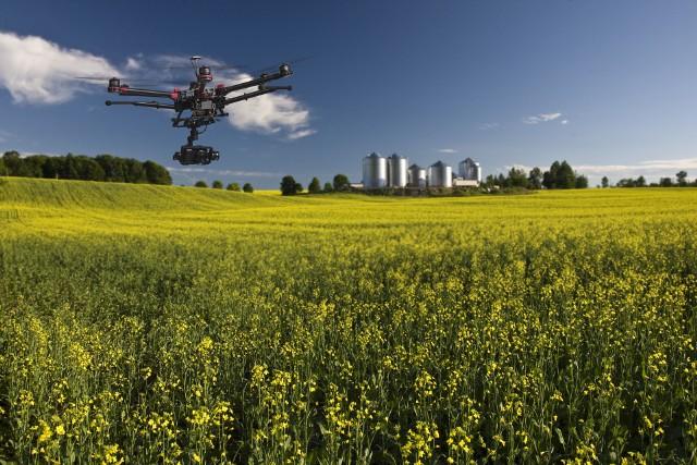 Drony znajdują coraz większe zastosowanie w różnych dziedzinach życia