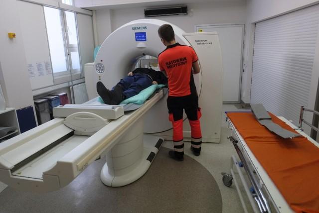 Województwo podlaskie to jeden z regionów, gdzie kolejki na tomografię komputerową i rezonans magnetyczny są najkrótsze (zdjęcie ilustracyjne).