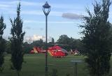 Atak nożownika w Reading w Anglii [wideo] Zginęły trzy osoby, kilka osób jest rannych. Aresztowano podejrzanego o dokonanie masakry