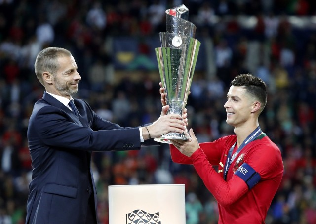 UEFA zdementowała słowa swojego szefa. Zakończenie Ligi Mistrzów bez ostatecznego terminu