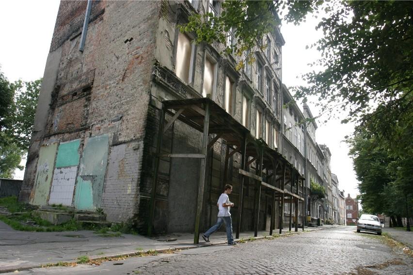 Dolne Miasto w Gdańsku w przeszłości