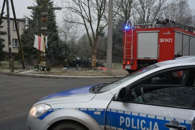 Czy wysepka przed wjazdem do wsi jest jedną z przyczyn tylu wypadków w Osiecznicy?