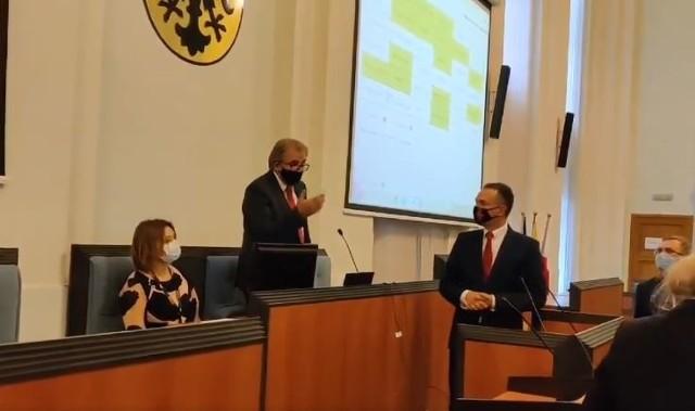 Odwołanie sesji sejmiku województwa dolnośląskiego