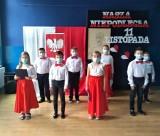 Obchody Święta Niepodległości w Szkole Podstawowej w Mniszowie [ZDJĘCIA]