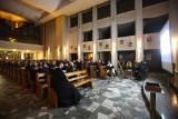 Kościół dominikanów w Katowicach pozostanie ascetyczny? Zakonnicy i parafianie spotkali się z projektantami kościoła przy ulicy Sokolskiej