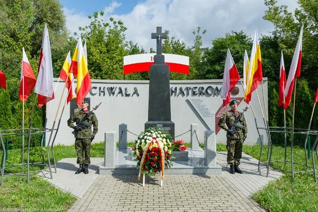 Dziś, 22 sierpnia, mija 97 lat od wydarzeń związanych z wojną polsko-bolszewicką 1920 roku. Tego dnia miała miejsce Bitwa o Białystok. Z tej okazji władze miasta przygotowały uroczystości, w miejscach pamięci złożono kwiaty.